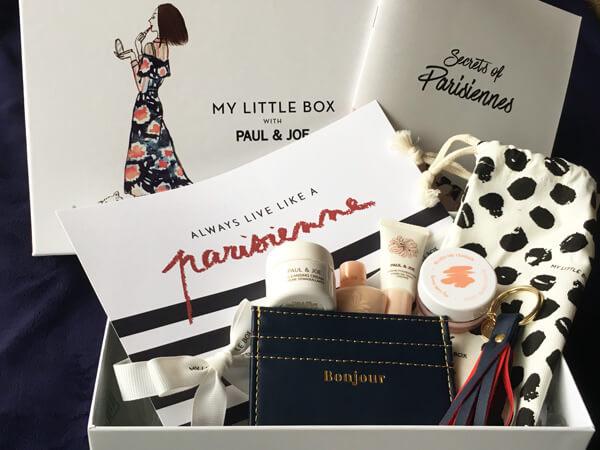 MY LITTLE BOX2017年8月号